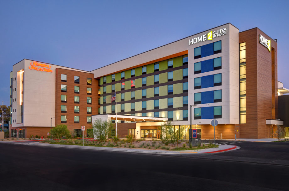 Hilton 2020 North America New Build of the Year Award