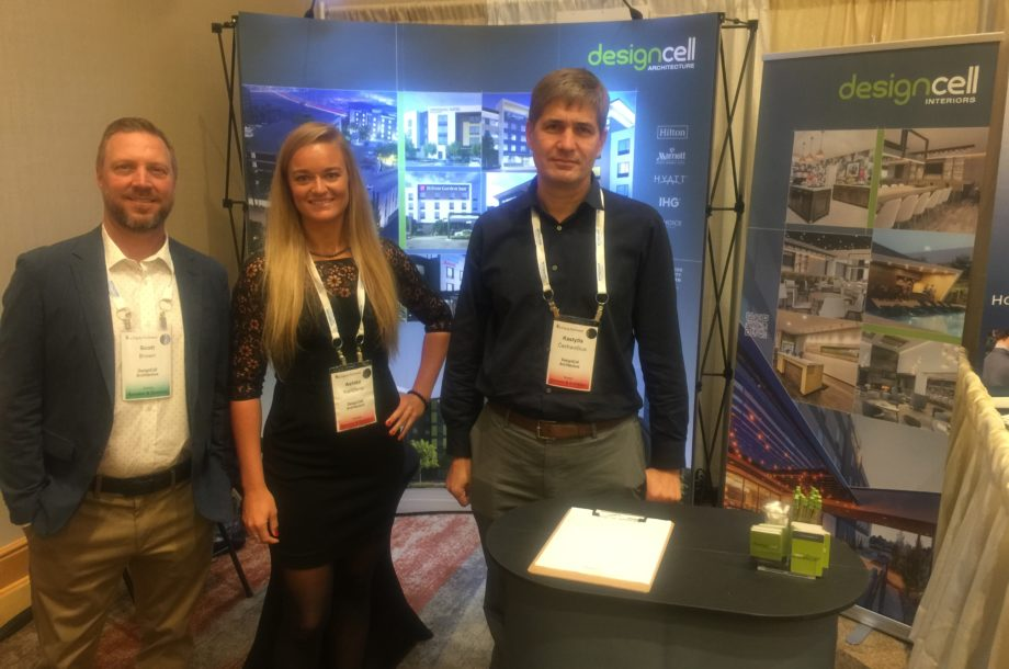 The Lodging Conference 2019 Panel with Scott Brown from DesignCell Architecture
