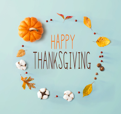 Giving Thanks - DesignCell Architecture