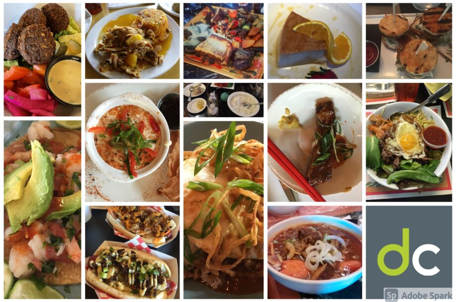DesignCell Celebrates Foodie Lunch #50